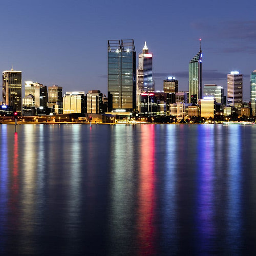 Perth Western Australia lrg