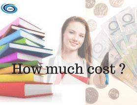 Cost to study in Australia