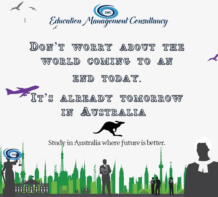 study abroad in australia consultants