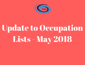 Occupation List