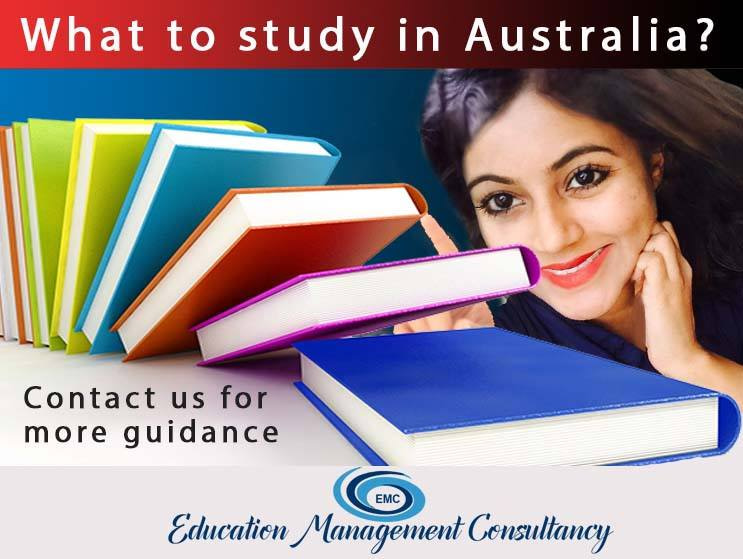 what to study in Australia