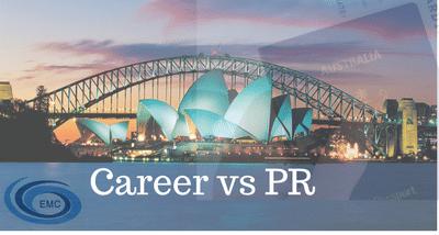 Study in Australia - PR